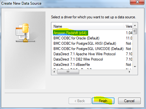 S-Square Systems | Configuring Informatica with Redshift (ODBC)