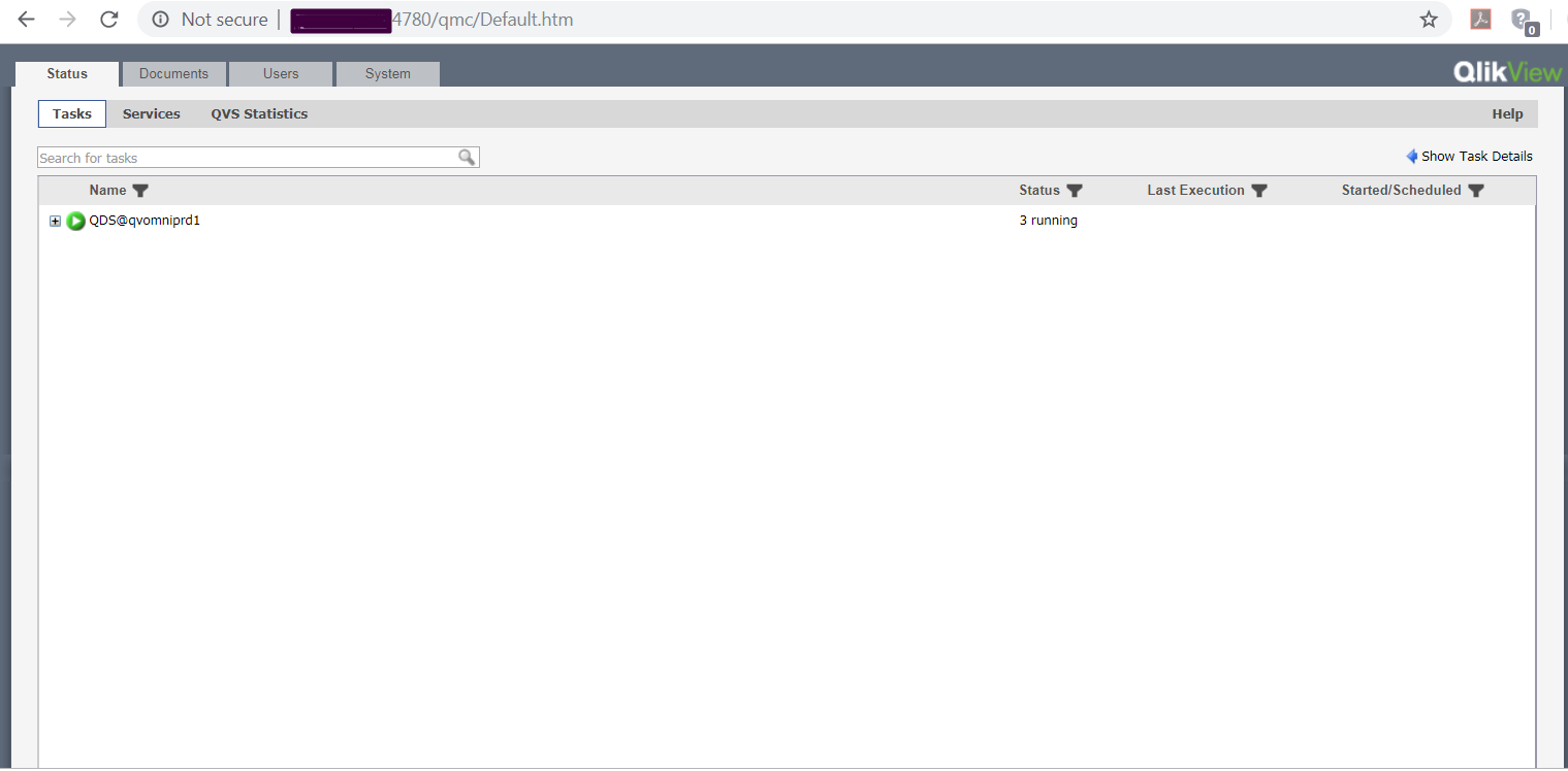 S-Square Systems   QlikView Server License Update